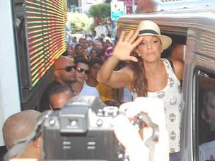 Ivete Sangalo (Foto: Marcelo Machado/Ag Haack)