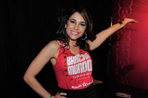 Maria, ex-BBB (Foto: Francisco Cepeda e Amauri Nehn / AgNews)