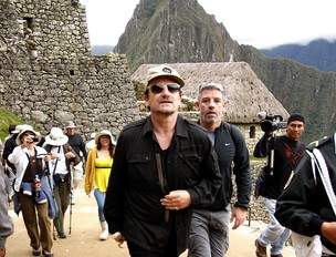 Bono Vox (Foto: Reuters)