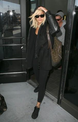 Rihanna em Los Angeles, nos Estados Unidos – X17 (Foto: X17/ Agência)