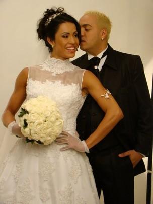 Lista de presente de casamento de Belo e Gracy tem presente de 18 mil