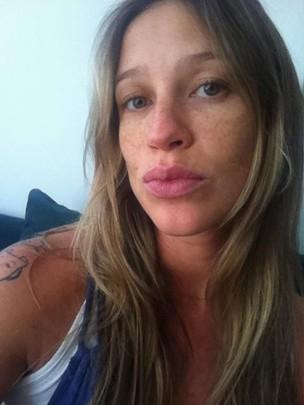 Luana Piovani (Foto: Twitter)