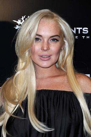 Lindsay Lohan em 2011 (Foto: Getty Images)