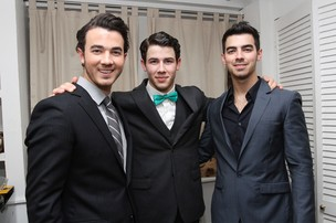 Jonas Brothers (Foto: Getty Images)