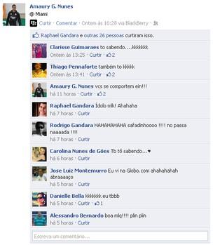 Amaury Nunes (Foto: Facebook/Reprodução)