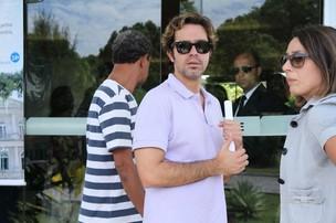 Bruno Mazzeo (Foto: Roberto Filho/Jefferson Ribeiro /AgNews)