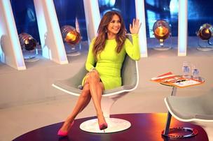 Jennifer Lopez participa de programa de Rodrigo Faro (Foto: Iwi Onodera / EGO)