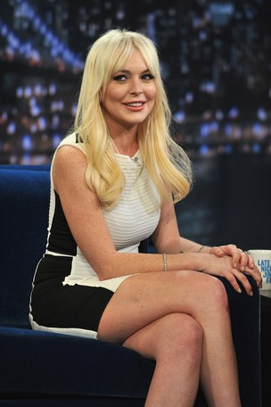 Lindsay Lohan (foto de arquivo) (Foto: Agência/Getty Images)