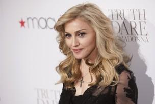 Madonna lança perfume em Nova York, nos Estados Unidos (Foto: Reuters/ Agência)