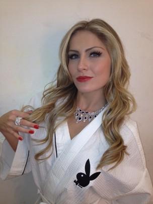 Renata Ex-BBB (Foto: Playboy / Divulgação)