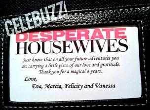 Desperate Housewives - tag (Foto: Reprodução)