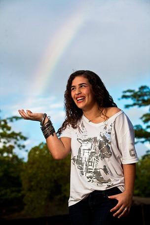 Livian Aragão posa para o EGO (Foto: Marcio Nunes/EGO)