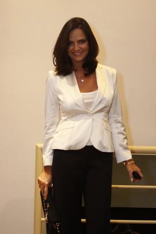 Luiza Brunet (Foto: Philippe Lima/ Ag.News)