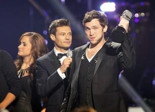 Phillip Phillips, vencedor da 11ª edição do 'American Idol' (Foto: Reuters/ Agência)