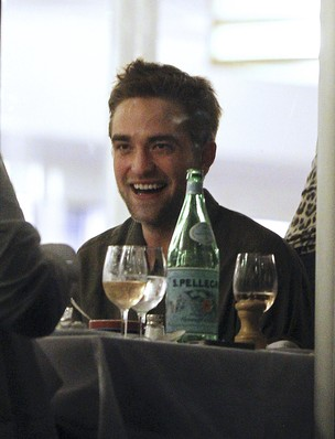 Robert Pattinson  (Foto: Ag&#234;ncia Grosby Group)