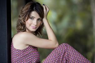 Giselle Batista posa para o EGO (Foto: Jessica Monstans / EGO)