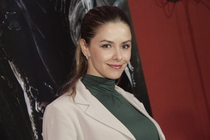 Bianca Rinaldi na pré-estreia de 'Branca de Neve' (Foto: Isac luz / EGO)