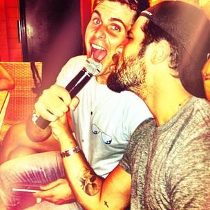 Thiago e Bruno Gagliasso (Foto: Reprodução/Instagram)