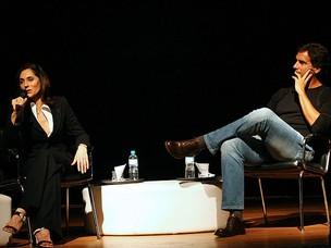 Christiane Torloni e Victor Fasano (Foto: Iwi Onodera/EGO)