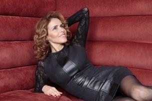 Leona Cavalli posa para o EGO (Foto: Isac luz / EGO)