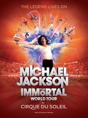 Cirque Du Soleil faz espetáculo em homenagem a Michael Jackson (Foto: Divulgação / Divulgação)