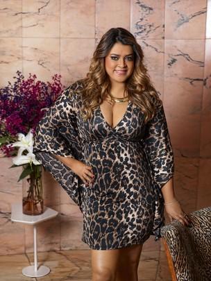 Preta Gil lança coleção de roupas plus size (Foto: Divulgação)