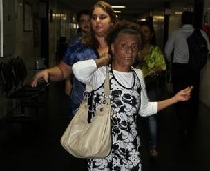 Camareira, supostamente agredida por Dado Dolabella  (Foto: Henrique Oliveira / FotoRioNews)