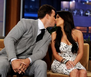 Kim Kardashian e Kris Humphries - galeria (Foto: Getty Images)