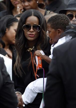 Tameka Foster, ex-mulher de Usher (Foto: Agência/Getty Images)