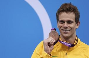 César Cielo (Foto: Reuters)