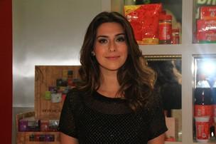 Fernanda Paes Leme (Foto: Clayton Militão / Foto Rio News)