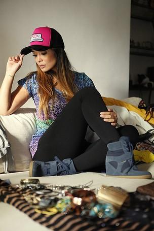 Carol Nakamura (Foto: Marcos Serra Lima/ EGO)