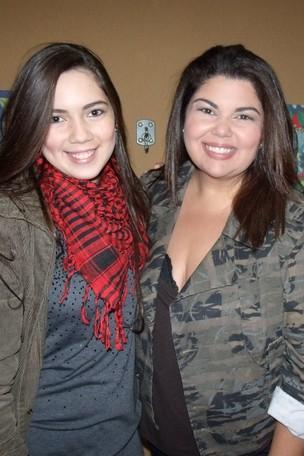 Fabiana Karla com a filha, Beatriz (Foto: Divulgação)