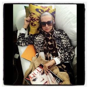 Betty Lago (Foto: Reprodução/Instagram)