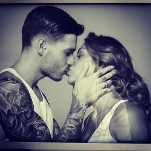 Dani Bolina e Mateus Verdelho (Foto: Reprodução/ Instagram)