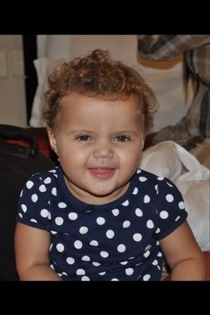 Laura, sobrinha de Gusttavo Lima (Foto: Reprodução / Twitter)