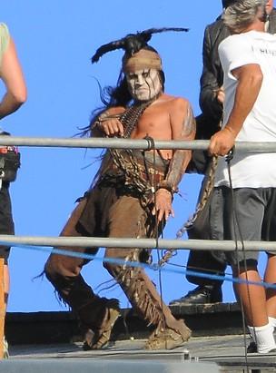Johnny Depp (Foto: Grosby Group)
