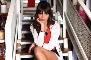 Brendha Haddad posa para o EGO (Foto: Iwi Onodera/EGO)