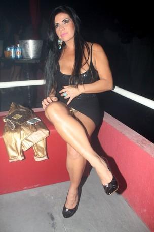 Solange Gomes (Foto: AGNews)