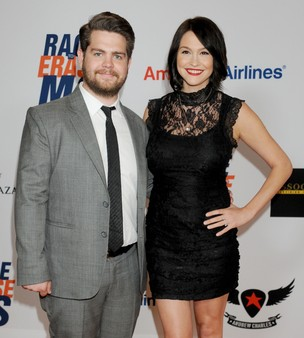 Jack Osbourne e Lisa Stelly (Foto: Getty Images)