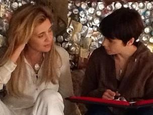 Adriana Esteves e Debora Falabella (Foto: Twitter/Reprodução)