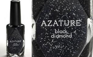 Azature, esmalte de diamante negro (Foto: Reprodução/Reprodução)