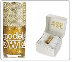 Golden Rush, feito de ouro e com embalagem cheia de diamantes (Foto: Reprodução/Reprodução)