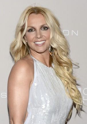 Britney Spears em evento em Los Angeles, nos EUA (Foto: AFP/ Agência)