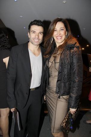 Claudia Raia e Jarbas Homem Mello em 'Alô Dolly' (Foto: Anderson Borde e Felipe Assumpção / AgNews)
