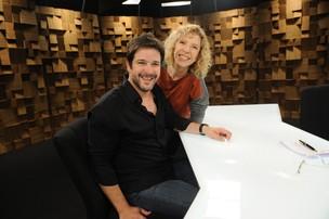 A entrevista de Murilo Benício para Marília Gabriela  (Foto: Divulgação / Eliana Rodrigues - GNT)