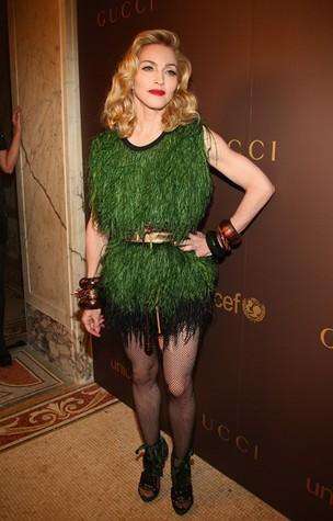 Madonna (Foto: Getty Images / Agência)