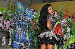 Camila Silva (Foto: Roberto Teixeira/EGO)