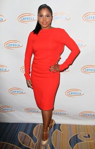 Toni Braxton em evento em Los Angeles, nos Estados Unidos (Foto: David Livingston/ Getty Images/ Agência)