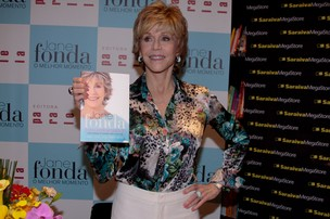 Jane Fonda (Foto: Marcos Ribas / Foto Rio News)